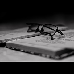 345/365. Memories. (Anant N S) Tags: old blackandwhite india horizontal glasses book blackwhite dof memories memory specs maharashtra eyeglasses spectacles pune oldbook shallowdepthoffield oldstuff oldmemories project365 likemyfather tornbook lensor anantns thelensor anantnathsharma