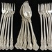 "Lot 2030.  Gorham ""Cambridge"" Sterling Silver Flatware"