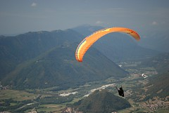 Flight_3 (Tim Meyer Paragliding Photography) Tags: slovenia ozone tolmin soca kobala
