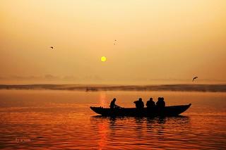 river Ganga,India
