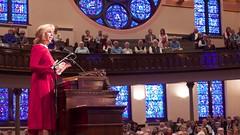 Nancy Gibbs speaking