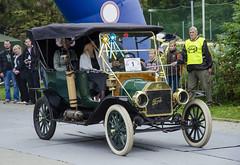 Ford Model T Touring (1912) (The Adventurous Eye) Tags: classic ford car race t climb model do hill brno 1912 touring rallye závod soběšice vrchu brnosoběšice