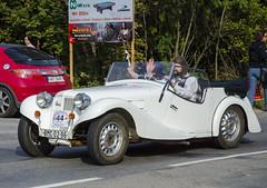 Aero 30 (1936) (The Adventurous Eye) Tags: classic car 30 race 1936 climb do hill brno rallye aero závod soběšice vrchu brnosoběšice