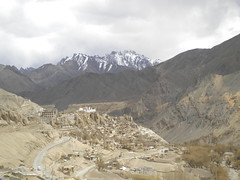 The Moon Valley (juliantramp) Tags: travel india buddhist monastery ladakh lamayuru