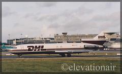 EC-HLP Boeing 727-264F DHL / Swiftair (elevationair ) Tags: boeing dub airliners freighter dhl dublinairport 727 722 eidw 727f dhlair swifair echlp