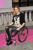 Claire Lomas, The Inspiration Awards For Women 2012 held at Cadogan Hall - London, England