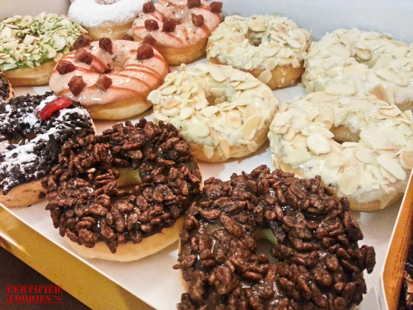 New J.CO Donut flavors!