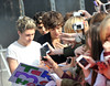 Harry Styles and Niall Horan of One Direction BBC Radio 1's Teen Awards 2012