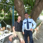 """Hanging with the cops <a style=""""margin-left:10px; font-size:0.8em;"""" href=""""http://www.flickr.com/photos/59134591@N00/8074247336/"""" target=""""_blank"""">@flickr</a>"""