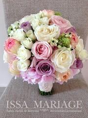 buchet mireasa cu hortezia ros trandafiri roz pal si dantela (IssaEvents) Tags: buchet mireasa cu hortezia ros trandafiri roz pal si dantela issamariage issaevents bucuresti valcea slatina
