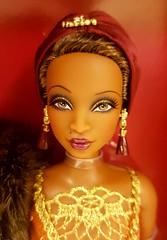 Madam Lavinia (Chris & Lio) Tags: carlyle nuera madam lavinia barbie doll collector harlem theater aa 2016 mueca