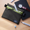 Flat Pouch Green 06 (Imagery Bags) Tags: zipper ykk waterresistant flatpouch drypouch