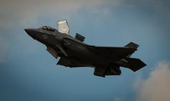 F-35B Lightning II (Orias1978) Tags: 2016 usmarines aircraft lightning fly british martin pratt raf plane rocket usnavy jet lockheed attack whitney hover bae warplane royalnavy farnborough f35 jsf f35b stovl ctol catobar
