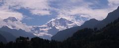 LA DENT BLANCHE - INTERLAKEN - SUISSE (Odile ENTRE MER ET MONTAGNE) Tags: ladentblanche interlaken suisse landscape