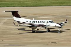 G-KLNB Beech 350 Super King Air Birmingham 25/09/2015 (Tu154Dave) Tags: gklnb beechcraft beech350 kingair b350 birmingham bhx airport aircraft