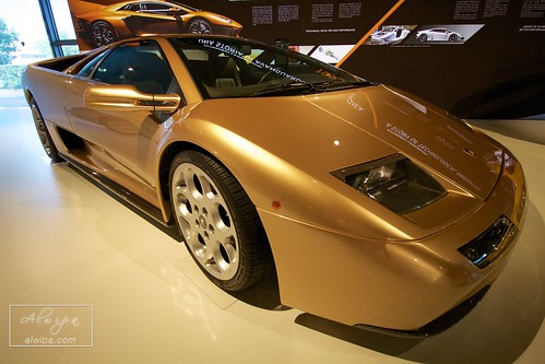 "Lamborghini Museum - Sant'Agata Bolognese • <a style=""font-size:0.8em;"" href=""http://www.flickr.com/photos/104879414@N07/28530533382/"" target=""_blank"">View on Flickr</a>"