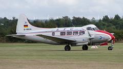 De Havilland DH 104 Dove (04) (Disktoaster) Tags: airport flugzeug aircraft palnespotting aviation plane spotting spotter airplane pentaxk1 dikur dinka dove