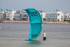 Kite-board Competition (Infomastern) Tags: competition malm redbullbattleofthesund ribban ribersborg hav kiteboarder kitesurfing sea tvling resund exif:model=canoneos760d exif:focallength=166mm camera:make=canon exif:isospeed=100 camera:model=canoneos760d geocountry geostate geolocation geocity exif:lens=ef70300mmf456lisusm exif:aperture=63 exif:make=canon