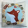 "Country Fox Cushion Cover • <a style=""font-size:0.8em;"" href=""http://www.flickr.com/photos/29905958@N04/28600601444/"" target=""_blank"">View on Flickr</a>"