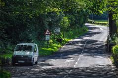 Round Wales Walk 43 - Tom Awaits! (Nikki & Tom) Tags: roundwaleswalk walescoastpath wales ceredigion uk road tom van