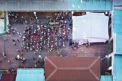 (hsalnat) Tags: singapore getai bedoksouthroad block18   hungryghostfestival chineseghostfestival     performance entertainment stage night landscape light nightscape hdb housingdevelopmentboard publichousing 2016