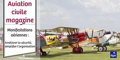 manifestations aeriennes (dgac_fr) Tags: aviation magazine manifestations ariennes biocarburant aroport surt passager