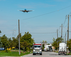 Passing on the Right (Bob from Caledon) Tags: b777206er cyyz firtreedr klm mississauga on phbqo torontointernationalpearsonairport aeroplanes aircraft airplanes arrivals runway15r