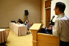 Workshops and Panels at AAPI Presidential Election Forum (aapimediacenter) Tags: lasvegas nv usa