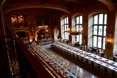 Mount Stephen Hall (faithroxy) Tags: mountstephenhall banquet dine dining castle candles candlelit feast ornate historical rockies banffspringshotel fairmont ballroom