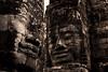 Wisdom Of Ages {Explored August 26th, 2016} (Marshall Ward) Tags: bayon angkorwat cambodia sculpture art ancient wondersoftheworld asia southeastasia marshallward nikond800 afszoomnikkor2470mmf28ged landscape 2016