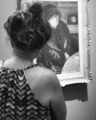 (Eleni Karadagli) Tags: unknownwoman art pinacotecadibrera milano specialmoment women interaction contrast painting poetry