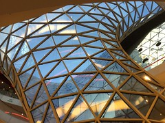 MyZeil, commercial centre by Fuksas architect, Frankfurt am Main, Germany. (paolagospo) Tags: myzeil frankfurt fuksas building architecture
