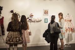 J-Style Exhibition Opening Night (SaoirseC) Tags: jstyleuk japanese fashion street harajuku photography exhibition art japanesestreetfashion
