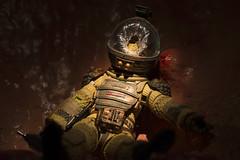Kane 3 (Mac Spud) Tags: alien kane xenomorph facehugger movie christmas xmas party full stuffed