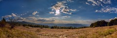 go, go, to west (nickneykov) Tags: nikond750 nikon d750 nikonafs20mmf18 nikkor 20mm f18 panorama sunset sun sky blue vitosha sofia bulgaria