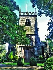 St. James, Didsbury (grassrootsgroundswell) Tags: englishparishchurch church churchtower manchester lancashire didsbury