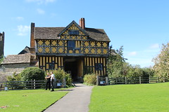 Lodge at Stokesay Castle (janetucker16) Tags: stokesay castle history days out shropshire