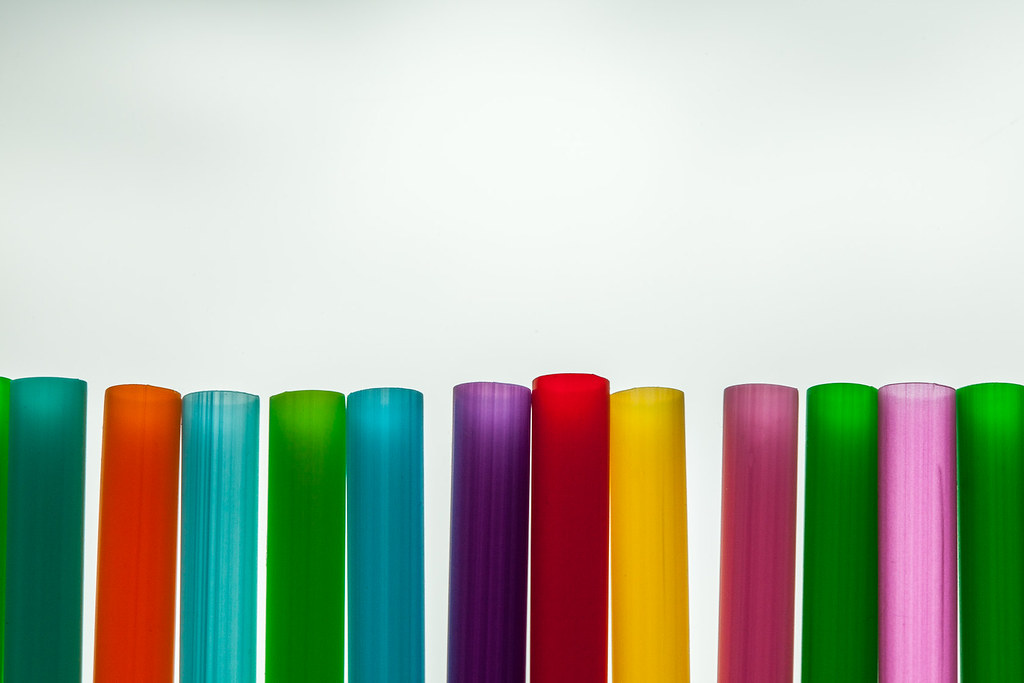 United Colors of Straws