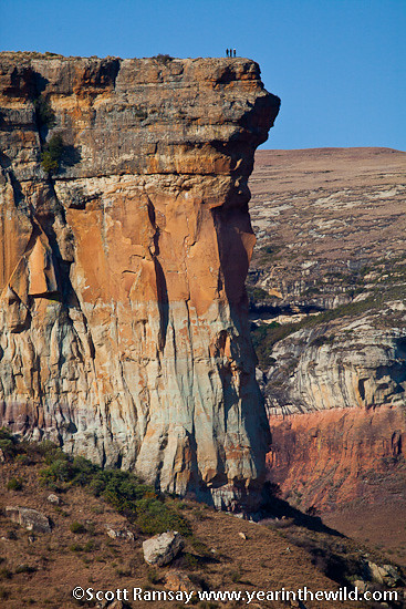 Golden Gate Highlands National Park - South Africa