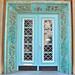 Turquoise entrance