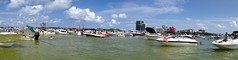 Haulover Sandbar (miamism) Tags: miamirealestate miamisms hauloversandbar haulover hauloverinlet miamiboating miamiviews miamisky miamifun clouds