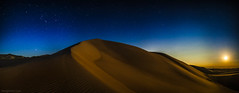 moonset at the dunes (tmo-photo) Tags: