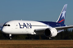 CC-BBA LAN Airlines 787-816 (Brandon Farris Photography) Tags: first lan 787 pae kpae