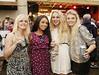 Danielle Tierney, Nicola Woolfries, Liadhan Cushen and Paula Flanagan at Casa Bacardi at Electric Picnic