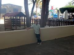 Ryan & me in Mallorca 2012 (Michael Riddlesworth) Tags: beach mallorca portocristo sacoma cavesofdrach