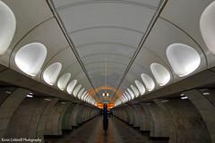 Anděl Metro Station (AreKev) Tags: station underground europe prague metro praha czechrepublic bohemia europeanunion praguemetro smíchov anděl sonydschx20v