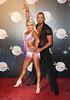 Kristina Rihanoff and Robin Windsor Strictly Come Dancing 2012 launch