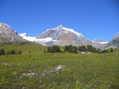 Calumet Mountain from Moose Pass