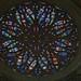 Cathédrale d Amiens : rose ouest