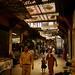 Um dos souqs - mercados